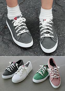 """487015 - <font color=""""878787""""><font face=""""굴림"""">颜色量表运动鞋</font></font>"""