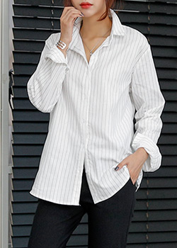488897 - 通过希夫条纹衬衫