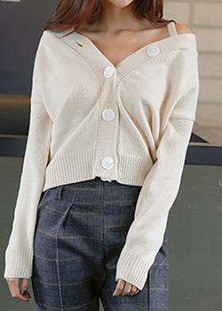 488917 - 蒂娜德针织开衫